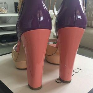 BCBGirls Shoes - BCBG Girls platform heels